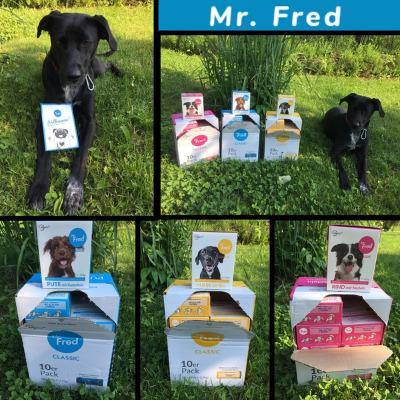 Mr. Fred Produktpalette