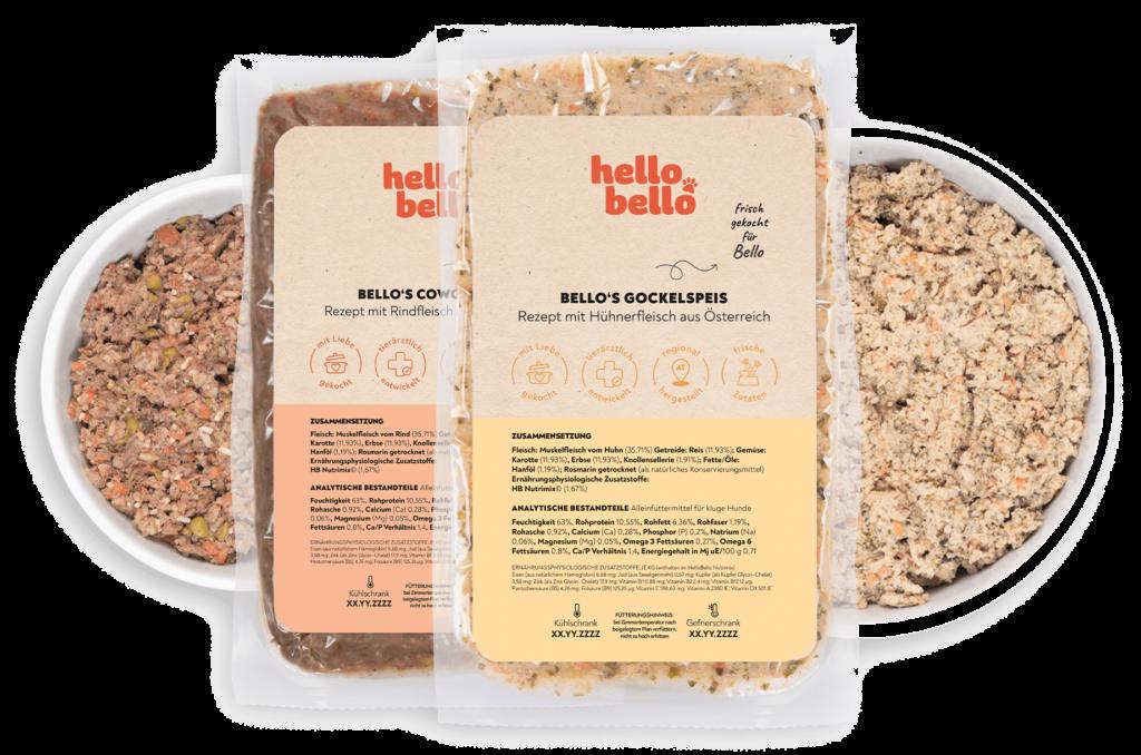 HelloBello Premiumfutter