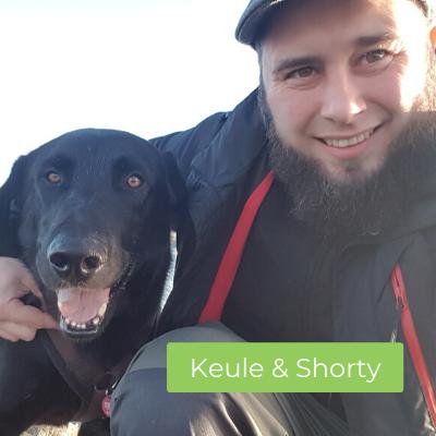 edogs Erfolgsstorys: Shorty und Keule