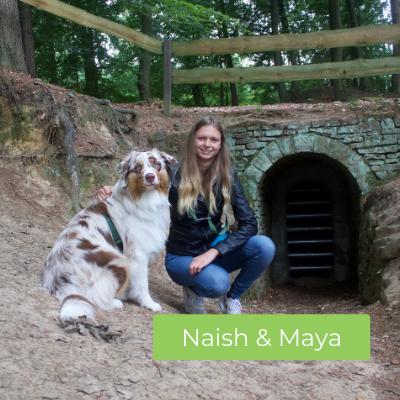 edogs Erfolgsstory: Maya und Naish