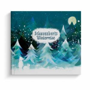 Schnauzberts-Winterreise-Buch