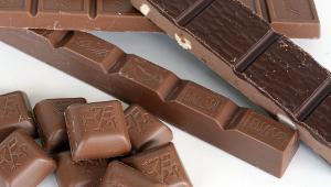 Kann für Hunde tödlich sein: Schokolade